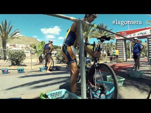 Triatlon Isla de La Gomera 2014