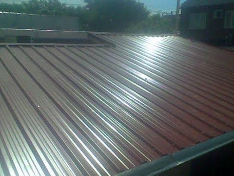 Medidas canaletas chapa videos videos relacionados con for Canaletas para techos de madera