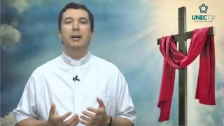 Suportar o peso da cruz