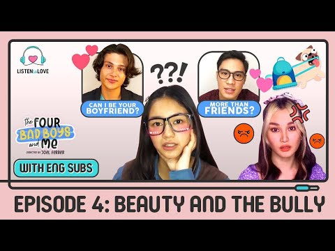 The Four Bad Boys and Me FULL Episode 4   Kaori, Rhys, Jeremiah, Maymay   Listen To Love