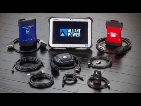 Alliant Power Diagnostic Tools Program Overview