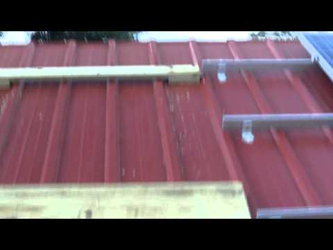 How to install solar panels on your roof quickly and cheaply – Part 1