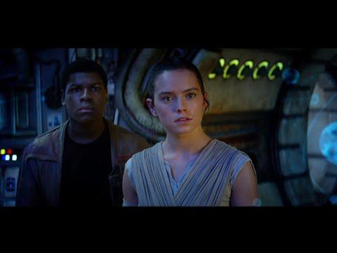 star wars vii: il risveglio della forza trailer ufficiale