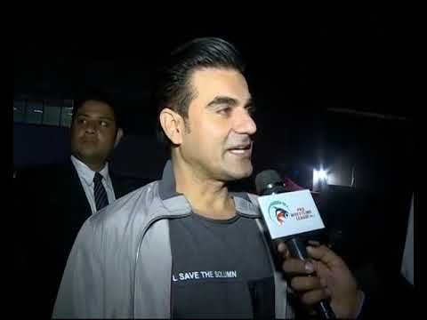 Arbaaz Khan- Arena wirh Gladiators
