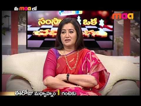 Samsaram-Oka-Chadarangam--Episode-59-promo--Today-at-1-PM-08-03-2016