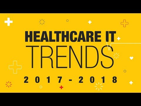 Emerging Technology Trends Influencing Healthcare in 2017 and Beyond