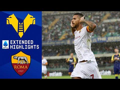 Hellas Verona vs. Roma: Extended Highlights   Serie A   CBS Sports Golazo