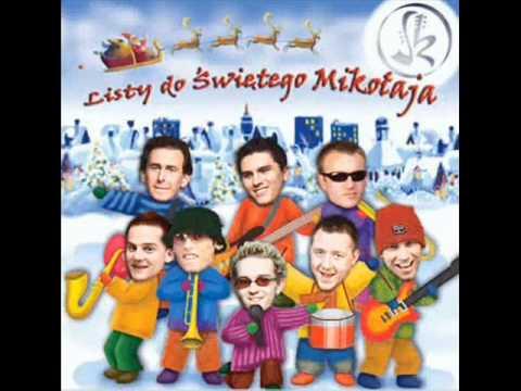 Tekst piosenki Skangur - List do św. Mikołaja po polsku