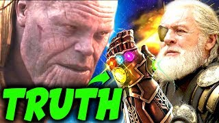 Video CONFIRMED: The REAL REASON THANOS Was AFRAID To Collect The INFINITY STONES MP3, 3GP, MP4, WEBM, AVI, FLV Mei 2019