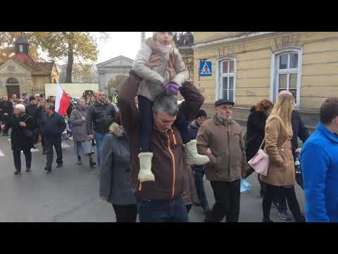 Wideo1: Obchody 11 listopada we Wschowie