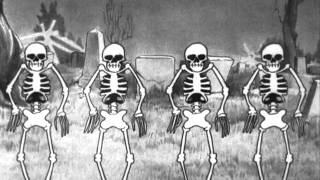 Silly Symphonies  The Skeleton Dance