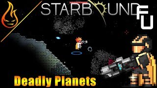 In this episode for Starbound Frackin Universe, we check out some crazy planets. ▻Mods List Frackin' Universe Enhanced ...