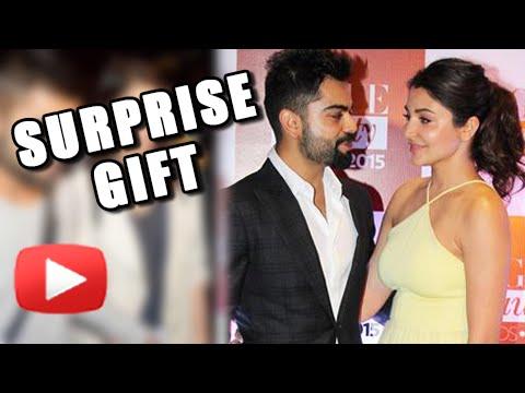 Virat Kohli's SURPRISE Gift to Anushka Shama