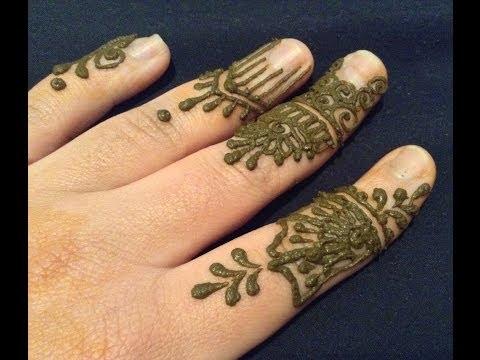 Jacquard Mehndi Henna Kit Ingredients : Henna