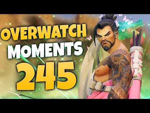 Overwatch Moments #245