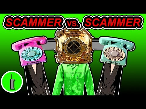 Confused Scammers Turn Against Each Other! - The Hoax Hotel