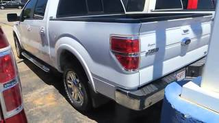 2010 FORD F150 - Cummins Auto Group - Weatherford, OK 73096