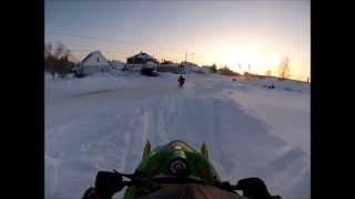 8. Ski-Doo MXZ 600 2005 Winter 2012 - 2013