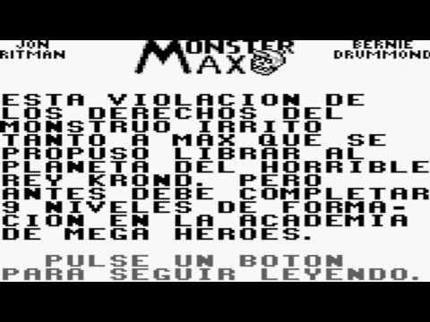 monster max game boy rom