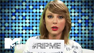 Taylor Swift & Meghan Trainor Define 2014 Slang | MTV News