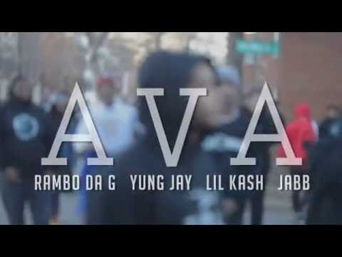 "Rambo Da G Feat  Yung Jay, Lil Kash & JABB - ""AVA"" (Official Music Video)"