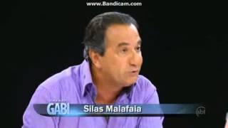 Silas Malafaia No De Frente Com Gabi - 04/02/2013 - Bloco 2 - Assunto 'Homosexualidade'.