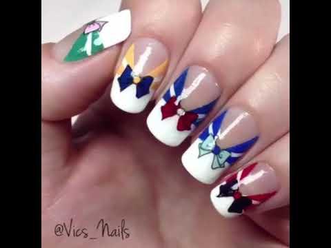 Decorados de uñas - Recopilación decoración uñas de gel