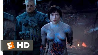 Nonton Ghost In The Shell  2017    Consent To Kill Scene  10 10    Movieclips Film Subtitle Indonesia Streaming Movie Download