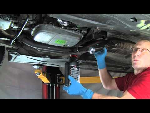 Part 2: Changing Automatic Transmission Fluid & Filter On A BMW/MINI