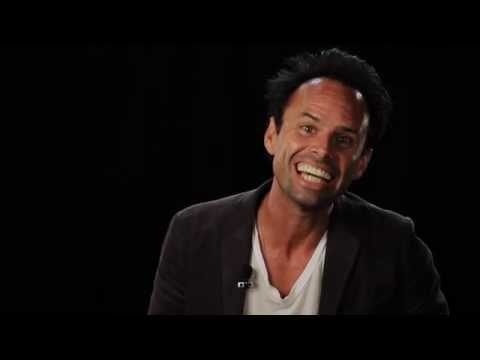"Walton Goggins Reading ""Fire In The Hole"" - Justified Season 6"