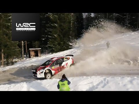 WRC 2 - Rally Sweden 2018: WRC 2 Event Highlights