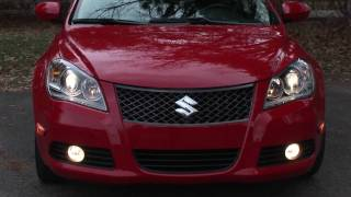 2010 Suzuki Kizashi SLS AWD - Drive Time Review