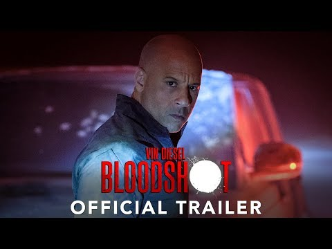 Official Trailer  BLOODSHOT (HD)