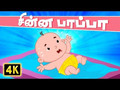 சின்னப்பாப்பா - Chinna Pappa Aluguthu