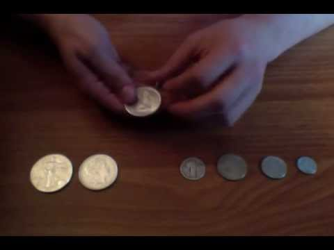 How To Test Silver or Gold   Neodymium Rare Earth Magnets