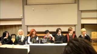 Marauders (Harry Potter) Panel at NärCon Summer 2016
