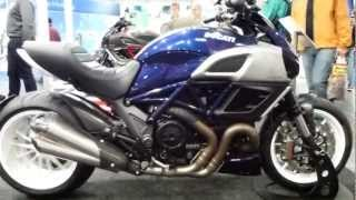5. 2013 Ducati Diavel 1198 162 Hp 250 Km/h 155 mph * see also Playlist