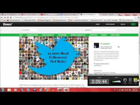 How to Make Money With Clickbank and Fiverr Step by Step!!