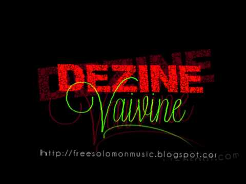 Dezine- Vaivine (Solomon Islands Music)
