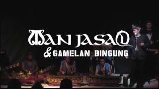 Man Jasad & Gamelan Bingung - BARINGLUNG ( Live at UNPAS Tamansari )
