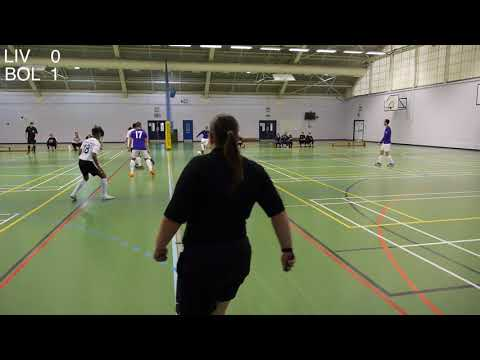 Liverpool Futsal Club Dev Vs Bolton Futsal Club Dev 16th Sept 2018 Full Game As Live
