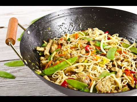 Community Magazine – How To Correctly Make a Stir Fry