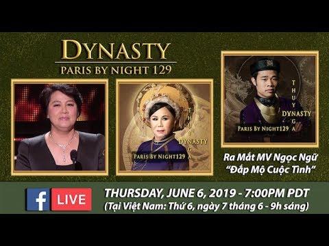 Livestream với Marie Tô, Thanh Tuyền, Ngọc Ngữ - June 6, 2019 - Thời lượng: 1 giờ và 33 phút.