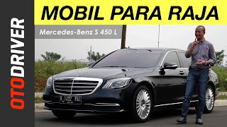 Video Mercedes-Benz S 450 L 2018 Review Indonesia | OtoDriver MP3, 3GP, MP4, WEBM, AVI, FLV Januari 2019
