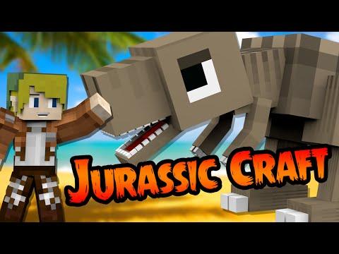 Minecraft: Jurassic Craft Season 4 - MY TOILET PRISONER! (Minecraft Mods Roleplay) Ep. 8