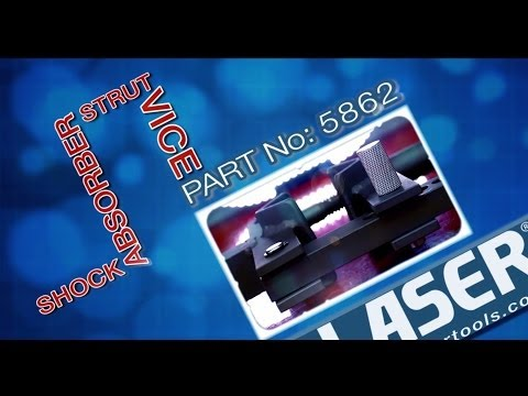 Laser Tools | Shock Absorber Strut Vice
