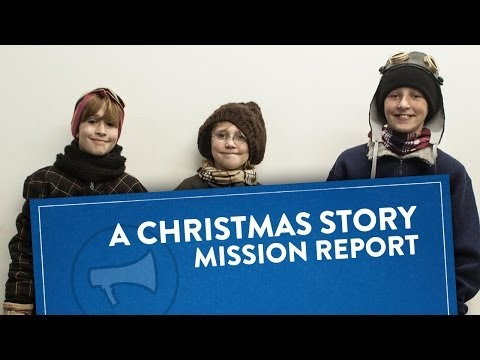 report - Full Story: http://dft.ba/-xmas-IRL Join Us: http://improveverywhere.com/email-lists/ Watch the full series: http://www.youtube.com/watch?v=5_pKKO35Kh4&list=...