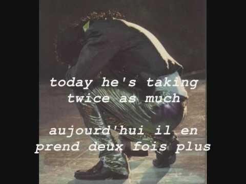 Michael Jackson - Morphine (1997) (subtitles lyrics English - sous-titres paroles Français)
