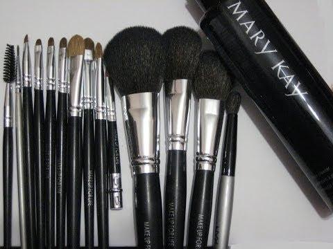Домашняя дезинфекция кисти для макияжа