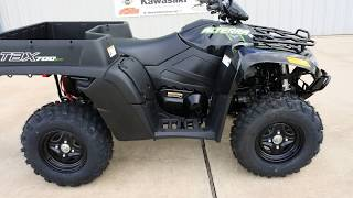 8. $9,999:  2018 Textron Off Road / Arctic Cat Alterra TBX 700 EPS Overview and Review